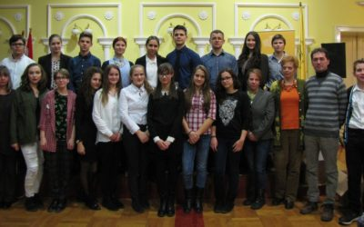 Megtartottuk a 2017/2018 Tantárgyháló verseny döntőjét