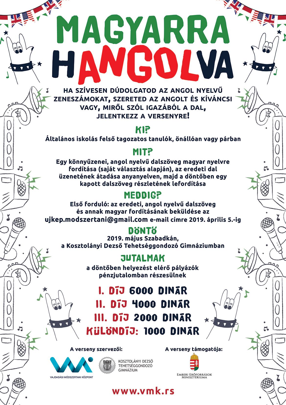 Magyarra Hangolva 2018/2019